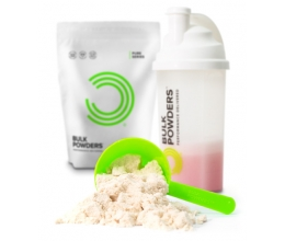 BULK POWDERS Micellar Casein 2.5kg BEST BEFORE 04/2020