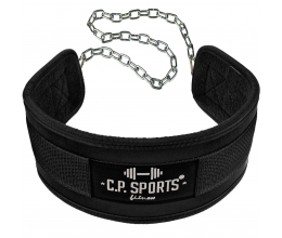 CP SPORTS Dip Belt (G5-1 Black) ketiga vöö