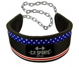 CP SPORTS Dip Belt (G5-1 USA) ketiga vöö