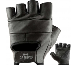 CP SPORTS Training Gloves Leather (F1)