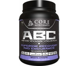 CORE NUTRITIONALS ABC 1kg - 100annust ( nr1 Amino)