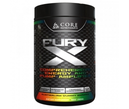 CORE NUTRITIONALS Fury X 505g BB 07/21