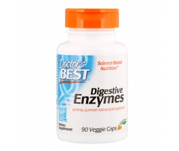 DR´S BEST Digestive Enzymes - 90 vcaps