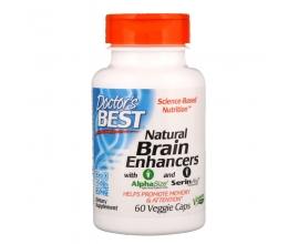 DR´S BEST Natural Brain Enhancers - 60 vcaps