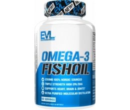 EVLUTION NUTRITION Omega3 FishOil 14softgels
