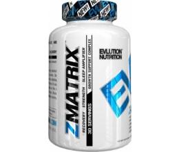 EVLUTION NUTRITION Z-Matrix 120caps (ZMA+ L-Theanine)
