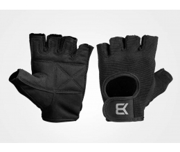 Better Bodies Basic Gym Gloves (Black)