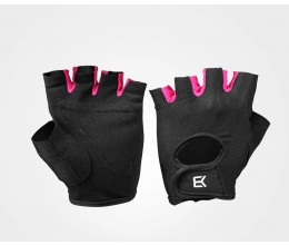Better Bodies Womens train gloves (Black/Pink) S