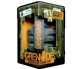 GRENADE nr 1 сжигатель жира в Эстонии и Европе - 100caps