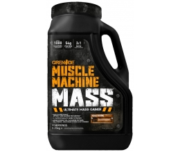 GRENADE Muscle Machine Mass 2.25kg Best Before 01/2020