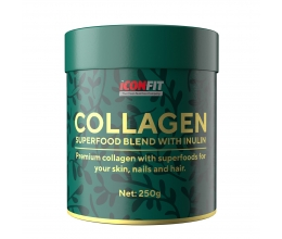ICONFIT Collagen Superfoods+Inulin 250g