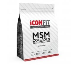 ICONFIT MSM Collagen+Vitamin C 800g