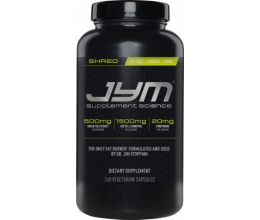 JYM Shred 240caps