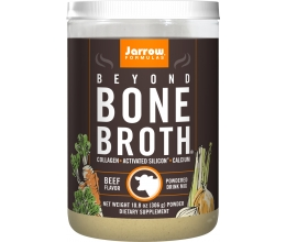 JARROW FORMULAS Beyond Bone Broth - 306g BEEF flavor