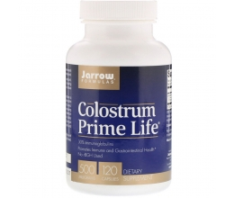 JARROW FORMULAS Colostrum Prime Life 500mg - 120 caps