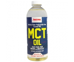 JARROW FORMULAS MCT Oil - 591 ml.