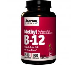 JARROW FORMULAS Methyl B12 500mcg 100Lozs