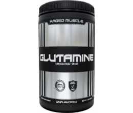 KAGED MUSCLE Glutamine(fermented) powder 100serv 500g