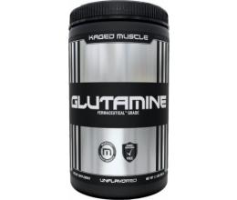KAGED MUSCLE Glutamine(fermented) powder 100serv 500g