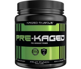 KAGED MUSCLE Pre-Kaged 20 Servings