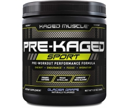 KAGED MUSCLE Pre-Kaged SPORT 264g / 20 servings
