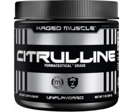 KAGED MUSCLE Citrulline 200 Grams Best Before 06/2020