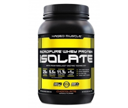 KAGED MUSCLE Micropure Whey Protein Isolate 3lb (1.35kg)