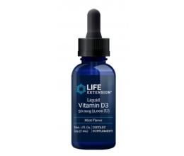 LIFE EXTENSION Vitamin D3 2000 IU (850servings)