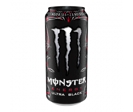 MONSTER Energy Ultra 500ml BLACK (Cherry)