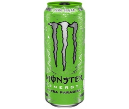 MONSTER Ultra 500ml GREEN