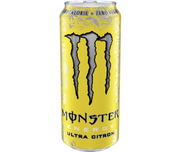 MONSTER Energy Ultra 500ml CITRON (Lemon)