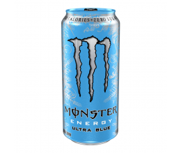 MONSTER Ultra 500ml BLUE