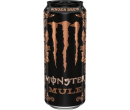 MONSTER Mule 500ml GINGER BREW (zero sugar)