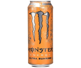 MONSTER Ultra 500ml SUNRISE