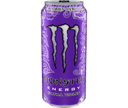 MONSTER Ultra 500ml VIOLET