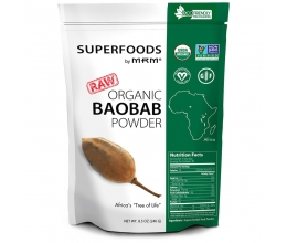 MRM Organic Baobab Powder 240g BB 04/2021