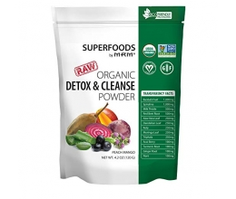 MRM Organic Detox & Cleanse 120g