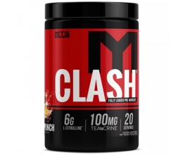 MTS NUTRITION CLASH 20servings (~500g)