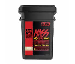 MUTANT Mass XXXTREME 2500 (1/6 servings) 48g SAMPLE