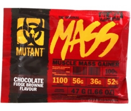 MUTANT Mass - 47 grams (1/6 servings) SAMPLE