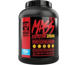 MUTANT Mass XXXTREME 2500 - 3.18kg (7 lbs)