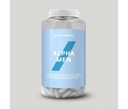 MYVITAMINS Alpha Men Multivitamin 120tab
