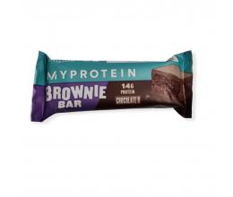 MYPROTEIN Protein Brownie Bar 60g Chocolate