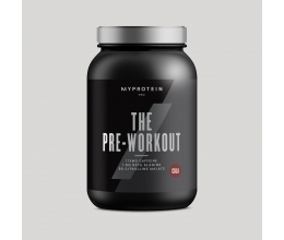 MYPROTEIN THE Pre Workout 30servings