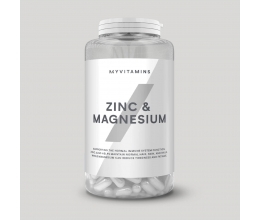 MYVITAMINS Zinc and Magnesium 800mg - 90 Caps