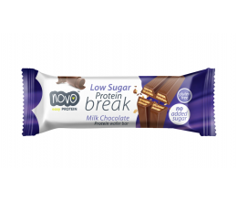 NOVO Nutrition Protein Break Bar 21,5g Chocolate