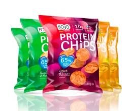 NOVO Nutrition Protein Chips 30g