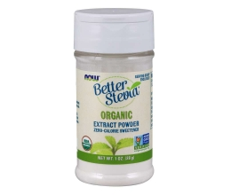 NOW FOODS Better Stevia Extract 28g