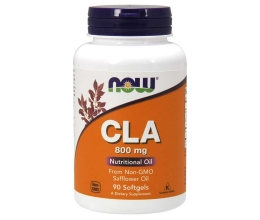 NOW FOODS CLA 800mg - 90 softgels
