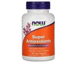 NOW FOODS Super Antioxidant - 120veg caps